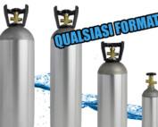 Vendita e noleggio bombole gas CO2