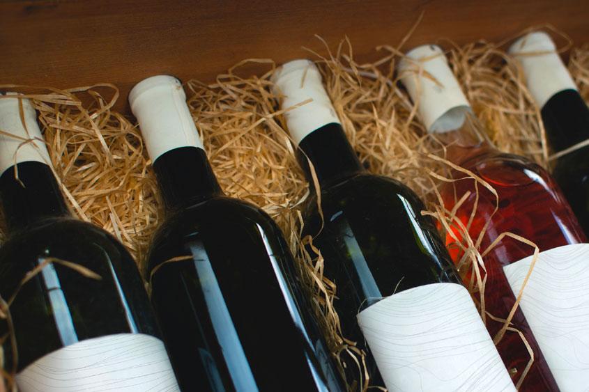 Utilizzo dei gas nel ciclo di produzione del vino
